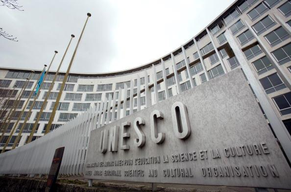 UNESCO HQ in Paris, France